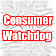 Consumer Watchdog — Foto Stock