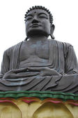Giant buddha statue taiwan — Stock Photo