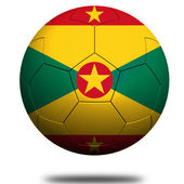 Grenada soccer — Stock Photo