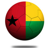 Guinea-Bissau soccer — Stock Photo