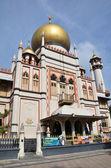 Sultan mosque Singapore — Stock Photo