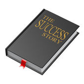 The success story — Stock Photo