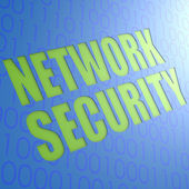 Network security — Foto de Stock