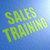 销售培训 — 图库照片