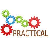 Practical gear — Stock Photo