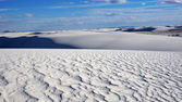 White Sands, New Mexico — Stock Photo