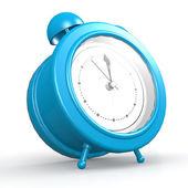 Despertador azul — Foto Stock