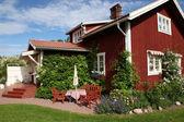Swedish Residence — ストック写真