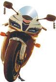 Moto-dama — Foto de Stock