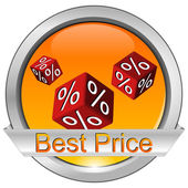 Button Best Price — Stock Photo