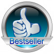 Button Bestseller — Stock Photo #13547238