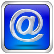 E-Mail Button — Stock Photo #14221626