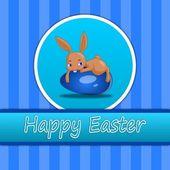 Glad påsk — Stockfoto