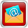 Royalty-Free Stock Photo: E-Mail Button