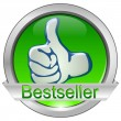 Button Bestseller — Foto de Stock
