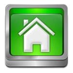 Home Button — Stock Photo