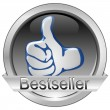 Button Bestseller — Stock fotografie
