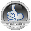 Stock Photo: Button Bestseller