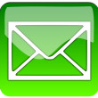 E mail App — Stock Photo