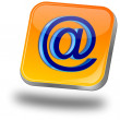 E-Mail Button — Stockfoto #24790765