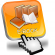 E-Book Button with Cursor — ストック写真 #31986515