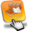 E-Book Button with Cursor — Foto Stock #31986515