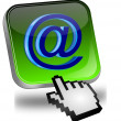 Stock Photo: E-Mail Button
