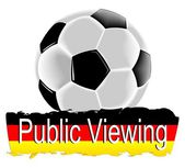 Public Viewing — Stock Photo