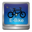 E-Bike Button — Stock Photo #40269461