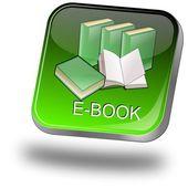 E-Book Button — Stock Photo