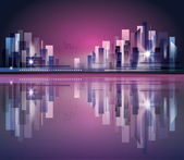 City landscape — Stockvector