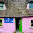 Stock Photo: Cottage house in Adare