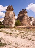 Cappadocia — Foto Stock