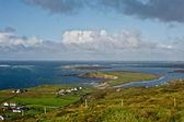 Landscape in Dingle Peninsula — Stock Photo