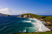 Dunmore Head in Dingle Peninsula — Zdjęcie stockowe