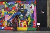Berlinmuren — Stockfoto
