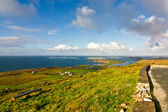 Landscape in Dingle Peninsula — Stockfoto