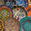 Turkish ceramic art — Stock Photo #20039149