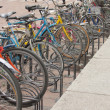 Bicycles — Stockfoto #23094190