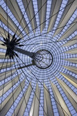 Sony center - berlin — Stock Photo