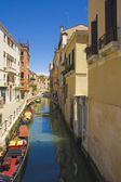 View of venice, italy - europe — Stock Photo
