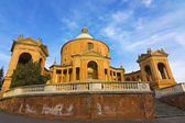 San luca - bologna — Stock Photo