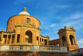View of st. luca - bologna — Stock Photo