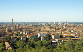 View of bologna — Stockfoto