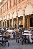 Bologna - restaurant — Stock Photo
