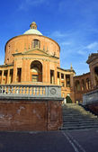 View of san luca - bologna — Stock Photo