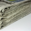 Stock Photo: Newspaper series - Stock Image