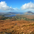 View of connemara - ireland — Stock Photo