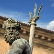 Neptune's portrait - bologna — Stock Photo #37875503