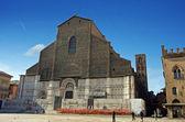 View of san petronio - bologna — Stock Photo